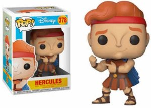 Funko Pop - Disney: Hercules - Nº 378