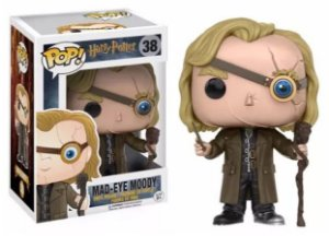 Funko Pop - Harry Potter - Mad Eye (Olho Torto)
