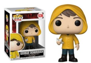 Funko Pop - IT: Georgie Denbrough - Nº 536