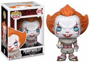 Funko IT: Pennywise with boat Nº 472