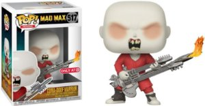 Funko Mad Max: Comma Duff Warior (excl. Target) Nº 517