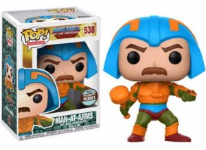Funko Pop - Mestres Do Universo - Mentor2