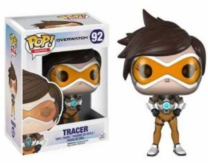 Funko Pop Overwatch: Tracer Nº 92