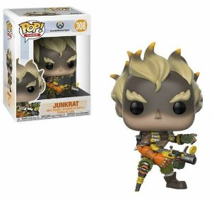 Funko pop - Overwatch: Junkrat