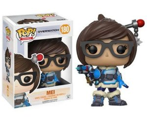 Funko pop - Overwatch: Mei