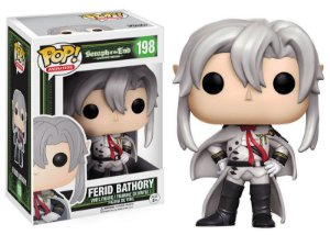 FUNKO POP - SERAPH IN THE END - FERID BATHORY