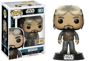 Funko Pop - Star Wars - Bodhi (Exclusivo SDCC 2017)