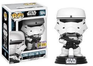 FUNKO POP - STAR WARS - COMBAT ASSAULT TANK TROOPER (EXCLUSIVO SDCC 2017)