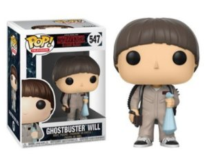 FUNKO POP - STRANGER THINGS: GHOSTBUSTER WILL