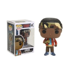 FUNKO POP - STRANGER THINGS - LUCAS