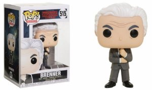 Funko Pop - Stranger Things: Brenner - Nº 515