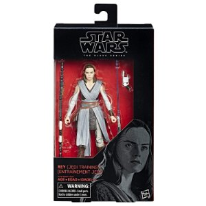 Hasbro - Star Wars Black Series - Rey