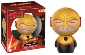 Dorbz - Flash - Reverse Flash - Game Stop