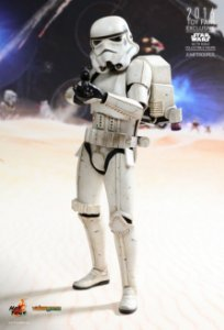Hot Toys  Storm Trooper: Jumptrooper