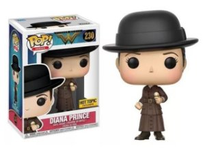 Funko Pop Wonder Woman: Diana Prince (Excl. Hot Topic) Nº 230