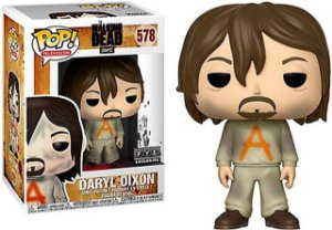 Funko The Walking Dead: Daryl (Exclusivo FYE) Nº 578