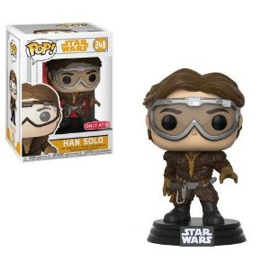 Funko Pop -  Star Wars -  Han Solo (Exclusivo Target)