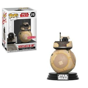 Funko Star Wars: Resistance BB Unit (excl.Target) Nº 210