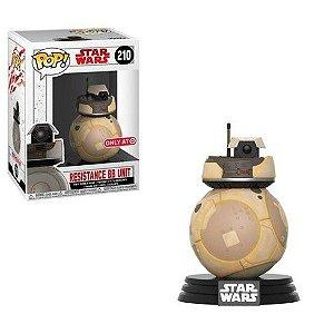 Funko Pop - Star Wars -  Resistance Bb Unit (Exclusivo Target)