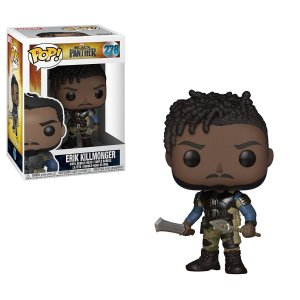 Funko Pop - Black Panter - Erik Killmonger