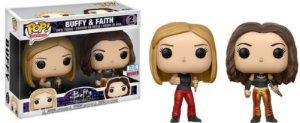 Funko Pop - 2 Pack Buffy: Buffy & Fath (Exclusivo NYCC 2017)