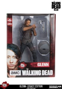 McFARLANE - THE WALKING DEAD: GLENN DELUXE 10""