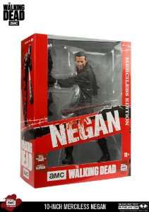 McFARLANE - THE WALKING DEAD: NEGAN DELUXE 10""