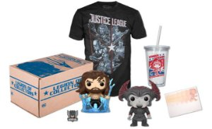 Funko Pop - Legion Of Collectors  - Box Justice League (Tamanho G)