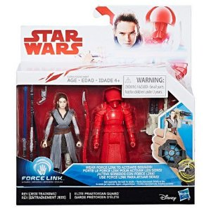 Force Link - Star Wars - Rey -  Elite Praetorian Guard