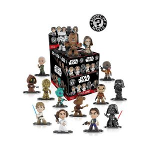Funko -  Mystery Mini -  Star Wars (variado)