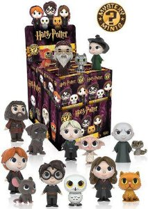 FUNKO -  MYSTERY MINI -  HARRY POTTER -  VINYL FIGURE