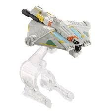 HOT WHEELS - STAR WARS - STAR WARS REBELS - GHOST