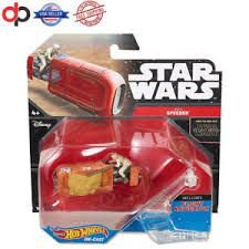 Hot Wheels - Star Wars - The Force Awakens - Speeder