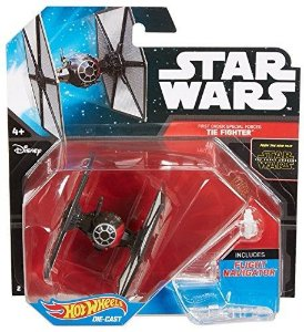 Hot Wheels - Star Wars - First Order- Tie Fighter