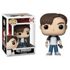 Funko Pop - IT: Bill Denbrough - Nº 537