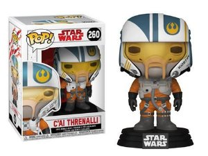 Funko Pop Star Wars: C ai Threnalli Nº 260