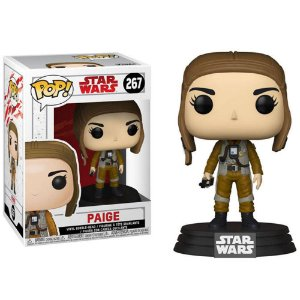 Funko Pop - Star Wars: Paige - Nº 267