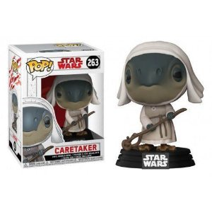 Funko Pop - Star Wars: Carataker - Nº 263