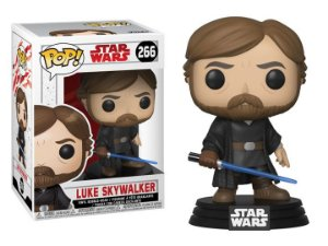 Funko Star Wars: Luke Skywalker Nº 266