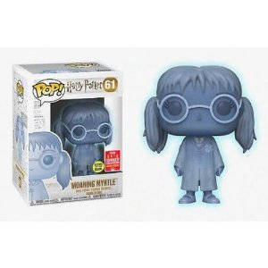 Funko pop - Harry Potter: Murta que Geme (Exclusivo SDCC 2018)