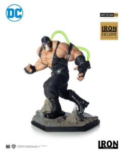 Iron Studios - Batman: Bane - Exclusivo CCXP 2018