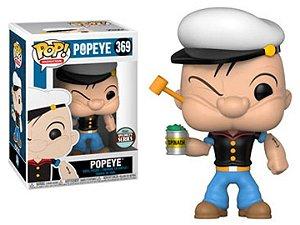 Funko Pop - Popeye: Popeye (exclusivo Special Series) - Nº 369