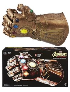 Marvel Legends: Manopla do Infinito (Infinity Gauntlet)