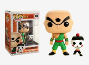 Funko Pop - Dragon Ball: Tien and Chiaotzu