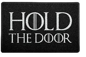 Capacho: Hold The Door - 60x40cm