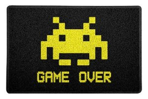 Capacho: Game Over - 60x40cm