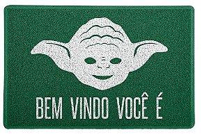 Capacho: Yoda - 60x40cm