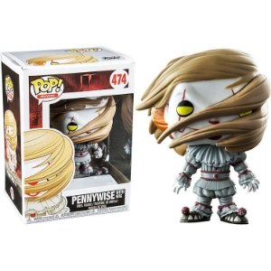 Funko Pop IT: Pennywise with Wig (excl. Wallmart) 474