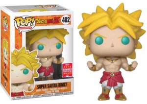 Funko Pop -  Dragon Ball - Super Saiyan Broly (exclusive SDCC2018)