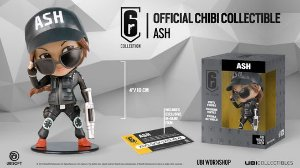 Ubi Collections - Rainbow Six -  Ash